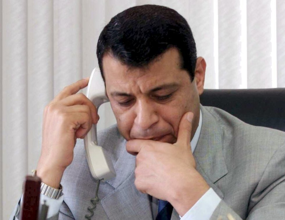 Mohammed Dahlan. Egyptian support of him causes tensions with the Palestinian National Authority (Photo: Shaul Golan)