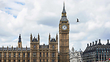 The Big Ben clock tower in London (Photo: AFP)