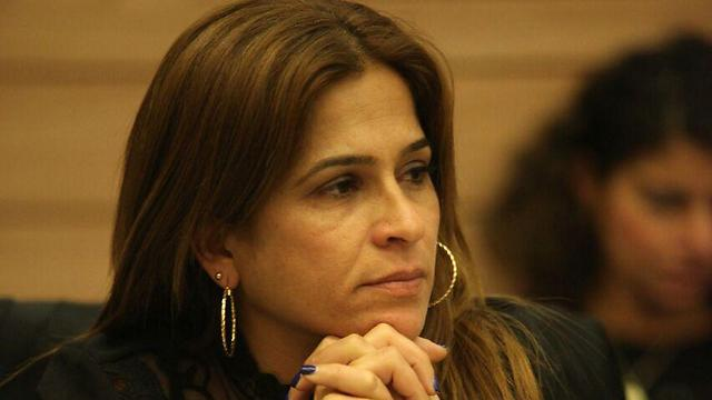 Merav Ben Ari (Photo: Knesset Spokesperson) (Photo: Knesset Spokesperson)