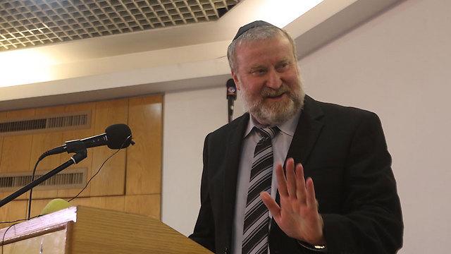 Mandelblit refusing to defend the regulation bill (Photo: Gil Yohanan)
