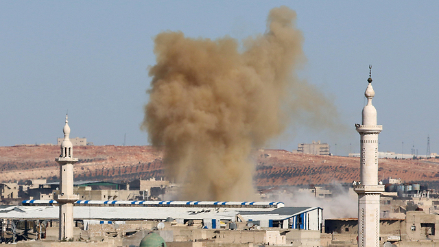 Бомбовый удар США (Photo: Reuters)