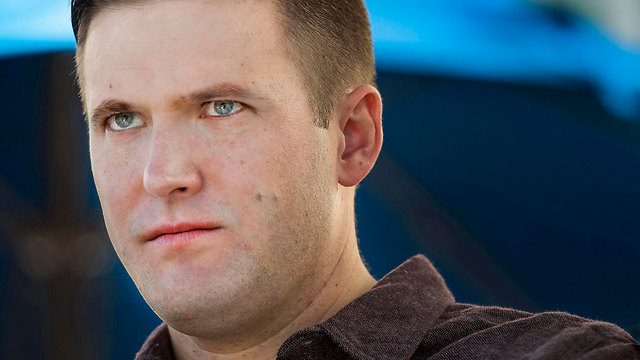 Neo-Nazi-alt right leader Richard Spencer (Photo: AP)