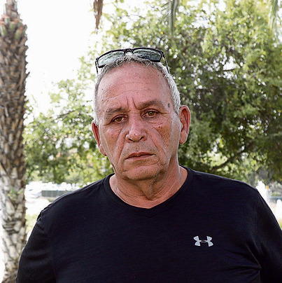 Meir Bokovza. 'It was the most difficult event I had ever experienced' (Photo: Shaul Golan)
