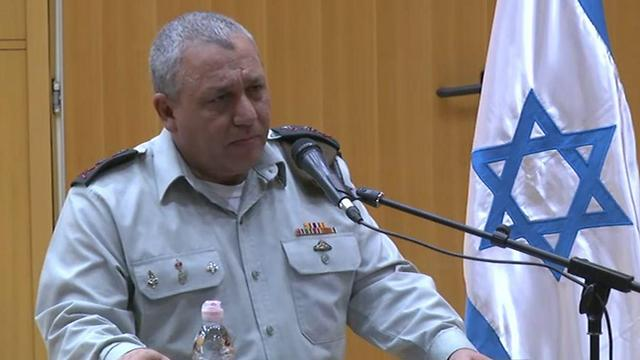 IDF Chief of Staff Gadi Eisenkot (Photo: Ido Erez)