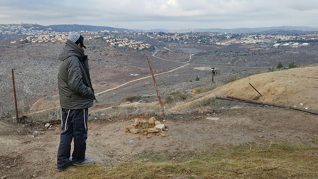 View from Amona (Photo: Ido Erez) (Photo: Ido Erez)