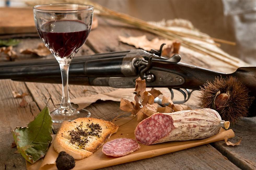 אין גבול להשכלה. יין ברונלו די מונטלצ'ינו, איטליה (צילום: shutterstock)
