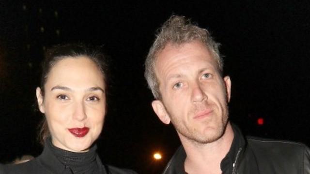 Gal Gadot and husband, Yaron Versano