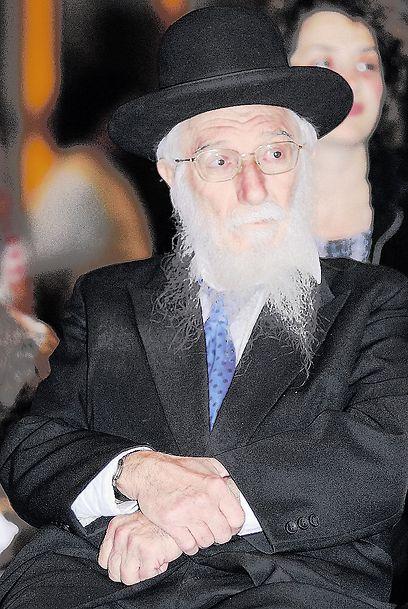 """הרב זומן לשימוע בטרם פיטורין במשרד הדתות. הסיבה - """"חוסר תפקודו, עקב מגורים בירושלים"""" (צילום: יוגב עמרני)"""