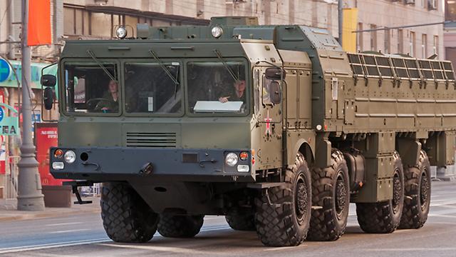 Iskandar SS-26 missile system