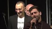 שמעון בוסקילה ואליעד כובשים את הבמה