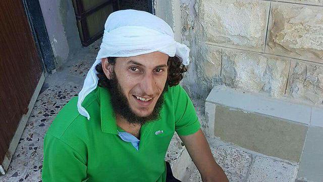 Jerusalem terrorist Fadi al-Qanbar