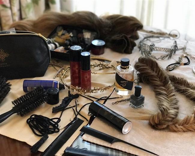 איכסוש. תוספות השיער של שרה ג'סיקה פרקר