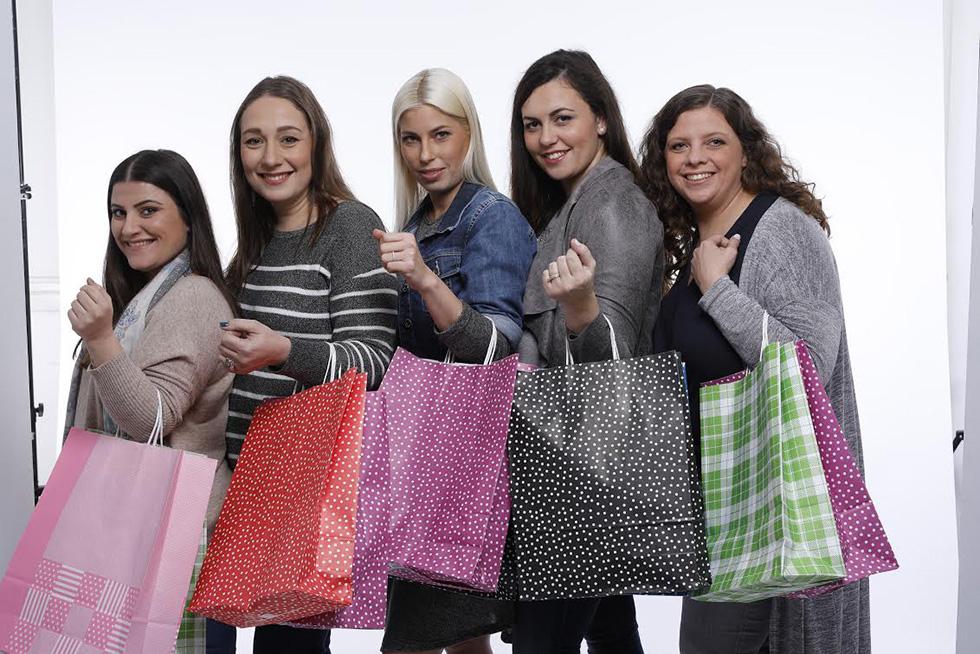 חמש האמהות הצרכניות