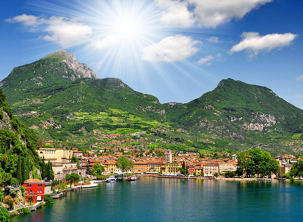 היעד האהוב על משפחות: צפון איטליה (צילום: deposit)