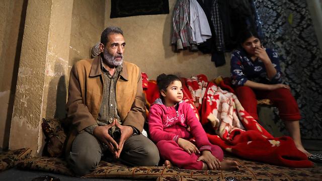 Abu Khaled (Photo: AFP)
