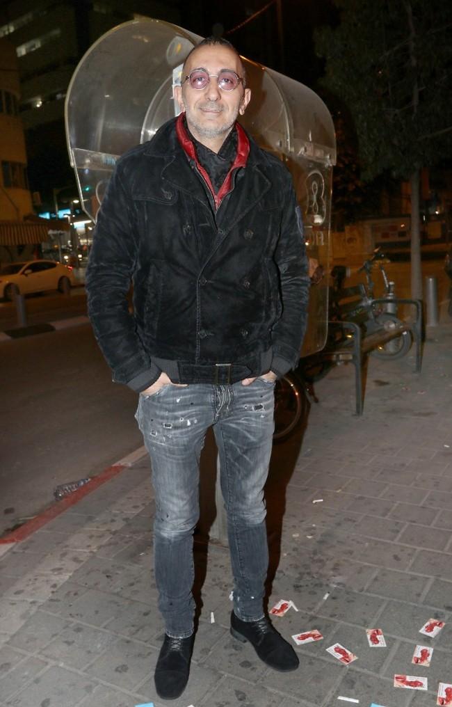 היוש. שמעון בוסקילה (צילום: ענת מוסברג)
