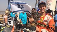 17-year-old Israeli wins Africa Eco Race