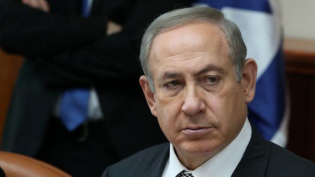 PM Netanyahu (Photo: Amit Shabi) (Photo: Amit Shabi)
