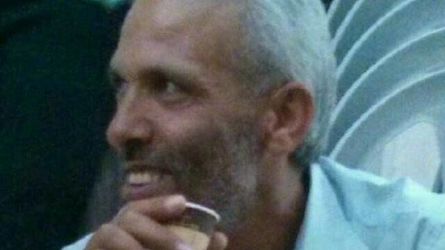 The driver, Yaqoub Abu al-Qiyan