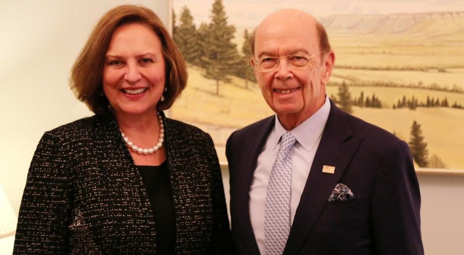 Уильбор Росс.Фото с официального сайта сенатора Фиш