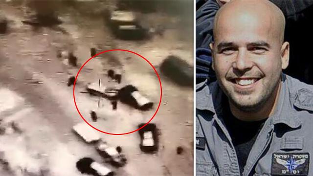 Sgt. Erez Levi, the Umm al-Hiran incident