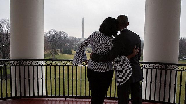 Барак и Мишель. Фото: пресс-служба Белого дома
