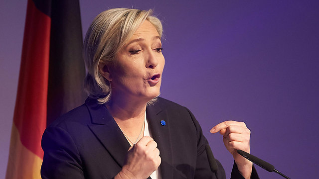 Marine Le Pen (Photo: mct)