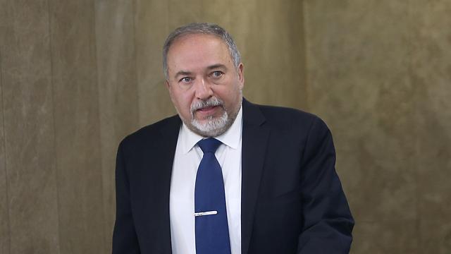 Avigdor Lieberman (Photo: Alex Kolomoisky) (Photo: Alex Kolomoisky)