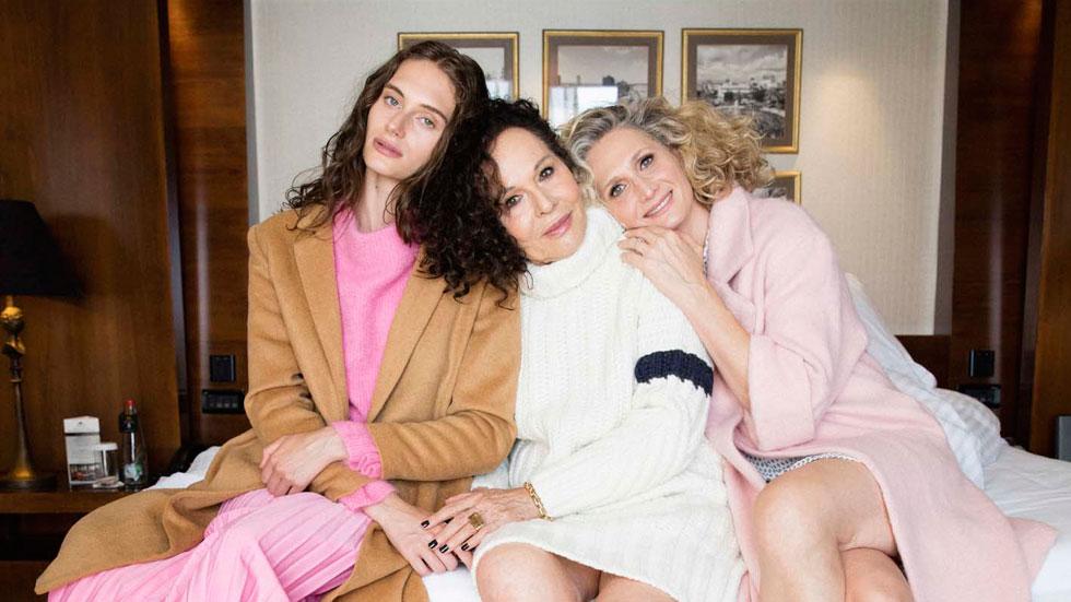 שלושה דורות של יופי ישראלי: הפקת אופנה משפחתית בלי פוטושופ