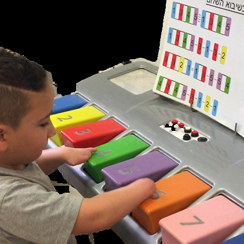Пианино для мальчика без кистей рук - израильское изобретение