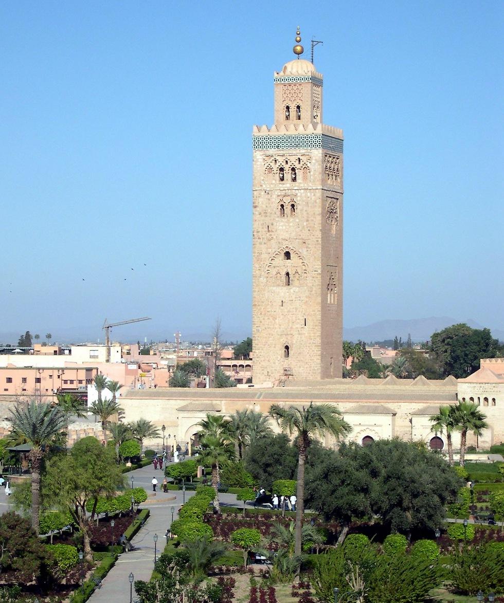 Marrakesh (Photo: Danny Sadeh)