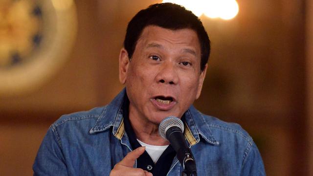 Philippines President Rodrigo Duterte (Photo: Reuters)
