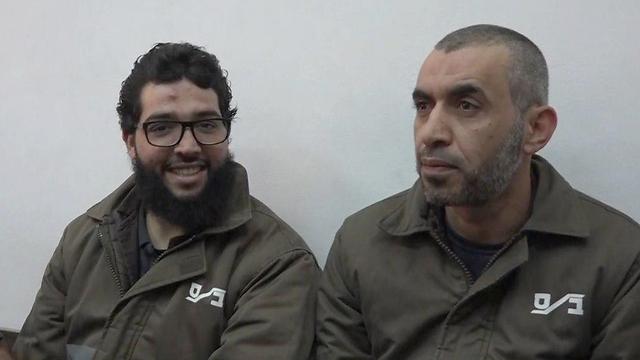 Samir Abed Rabbo and Musab Aliyan (Photo: Daniel Elior)