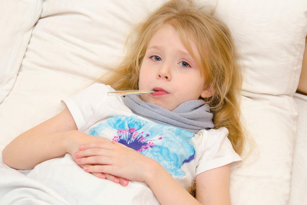 כמה שעות אחרי שהחום חולף הילד יכול לחזור לפעילות רגילה? (צילום: Shutterstock)