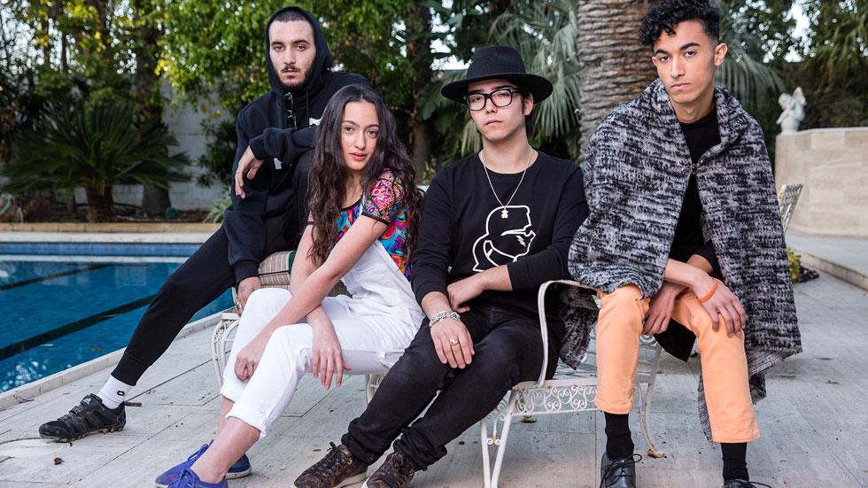 תיכון הוט קוטור: 4 מתבגרים הגשימו חלום והקימו מותגי אופנה