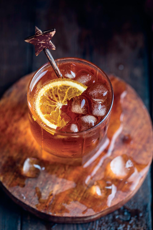 Рецепт чая с коньяком