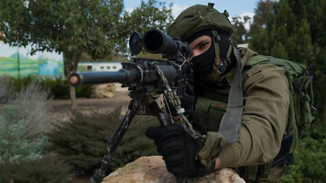 Учения на юге. Фото: пресс-служба ЦАХАЛа (Photo: IDF Spokesperson's Unit)
