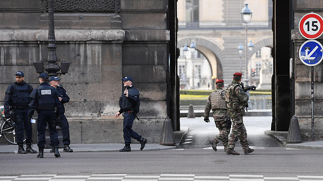 Scene of the incident (Photo: AFP)