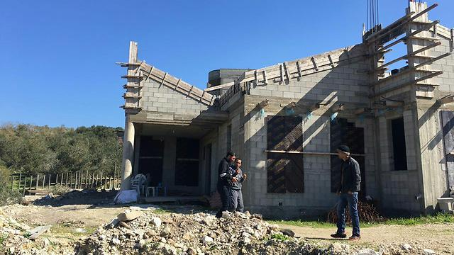 Home to be demolished in Wadi Ara