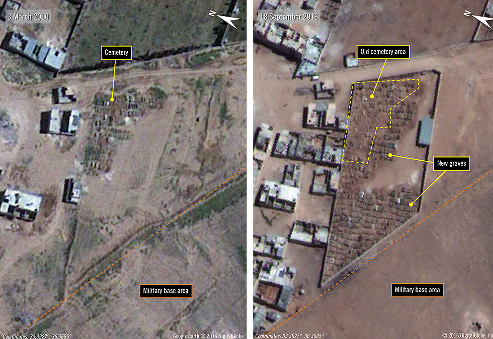 Saydnaya Prison (Photo: Amnesty International)