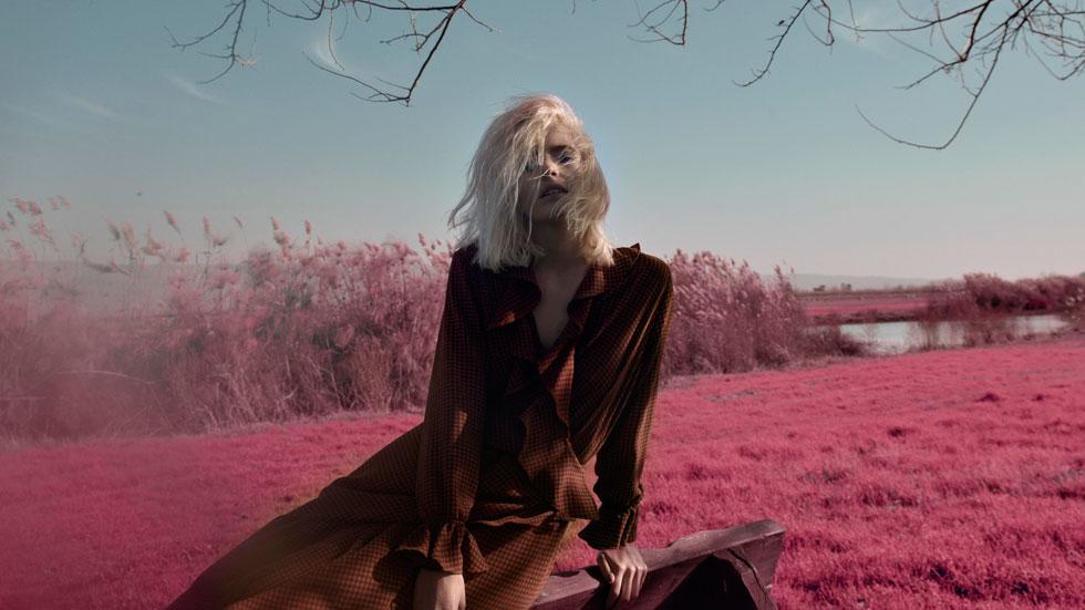 חלום סוף החורף: פנטזיה של אופנה באגמון החולה
