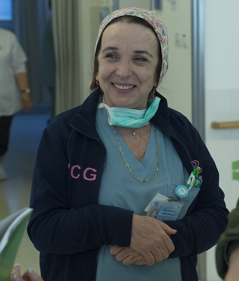 Dr. Lili Hayari (Photo: Efi Shrir)