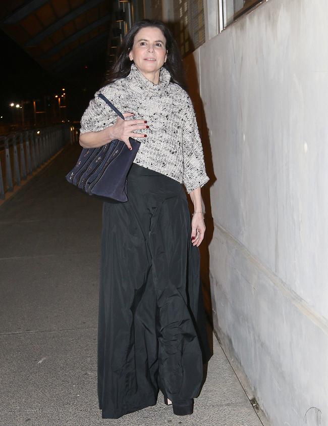 האמא הגאה. עפרה שטראוס  (צילום: ענת מוסברג)