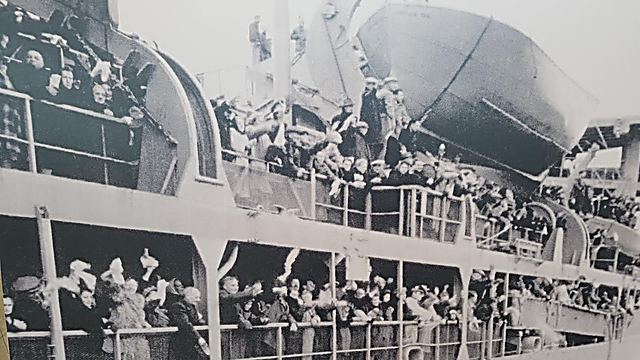 The Exodus from China, 1947: The country's Jews leaving after the war