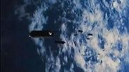 צילום: סוכנות החלל של הודו
