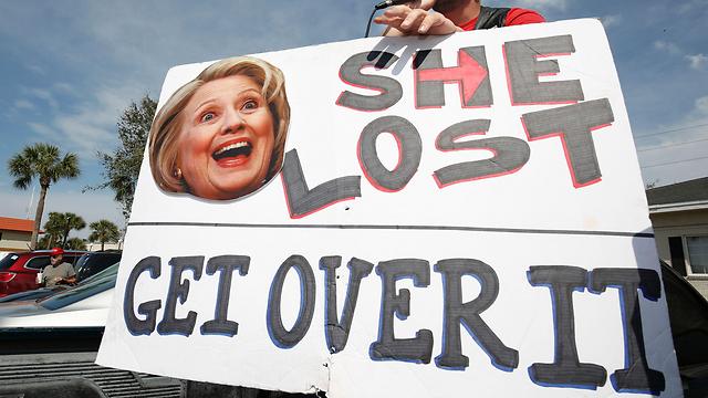 Pro-Trump rally in Florida (Photo: AFP) (Photo: AFP)