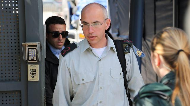 Lieutenant Colonel (res.) Weisman. 'It was clear to me that Israeli society would be split in half' (Photo: Motti Kimchi)