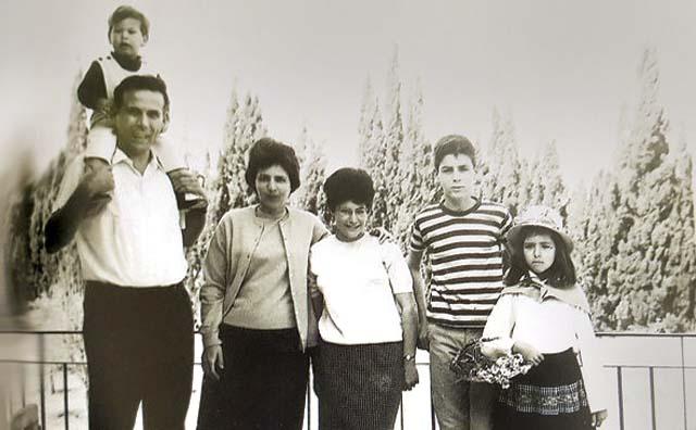 Семья Вертхаймер, 1965 год