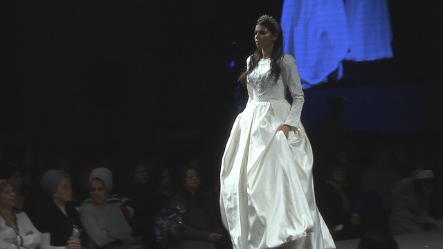 אופנה במגזר (צילום: אלי מנדלבאום)
