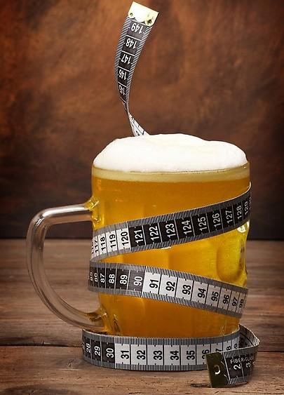 בירה. הכי מעט קלוריות (צילום: shutterstock)
